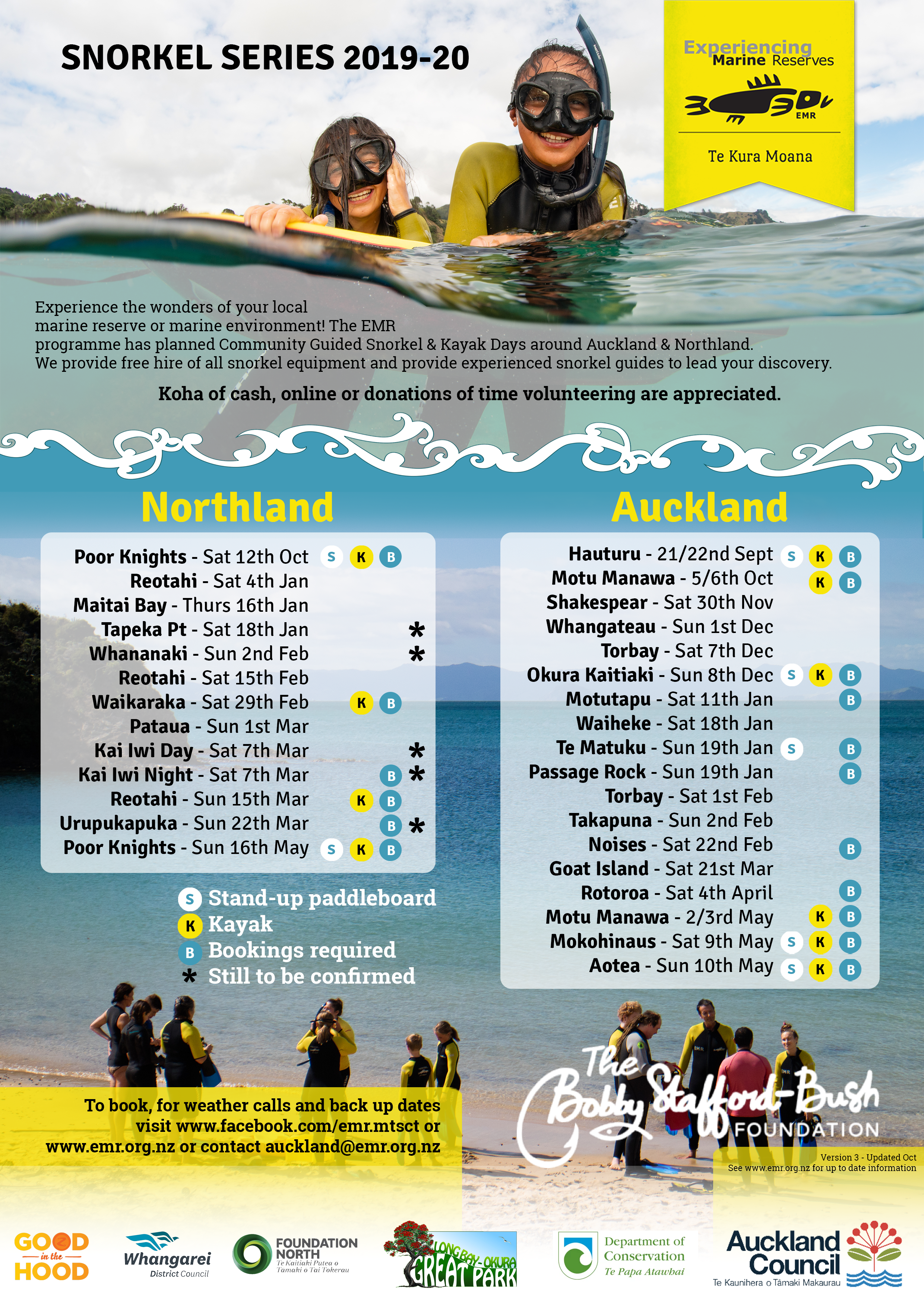 auckland northland poster 2019 20 m5